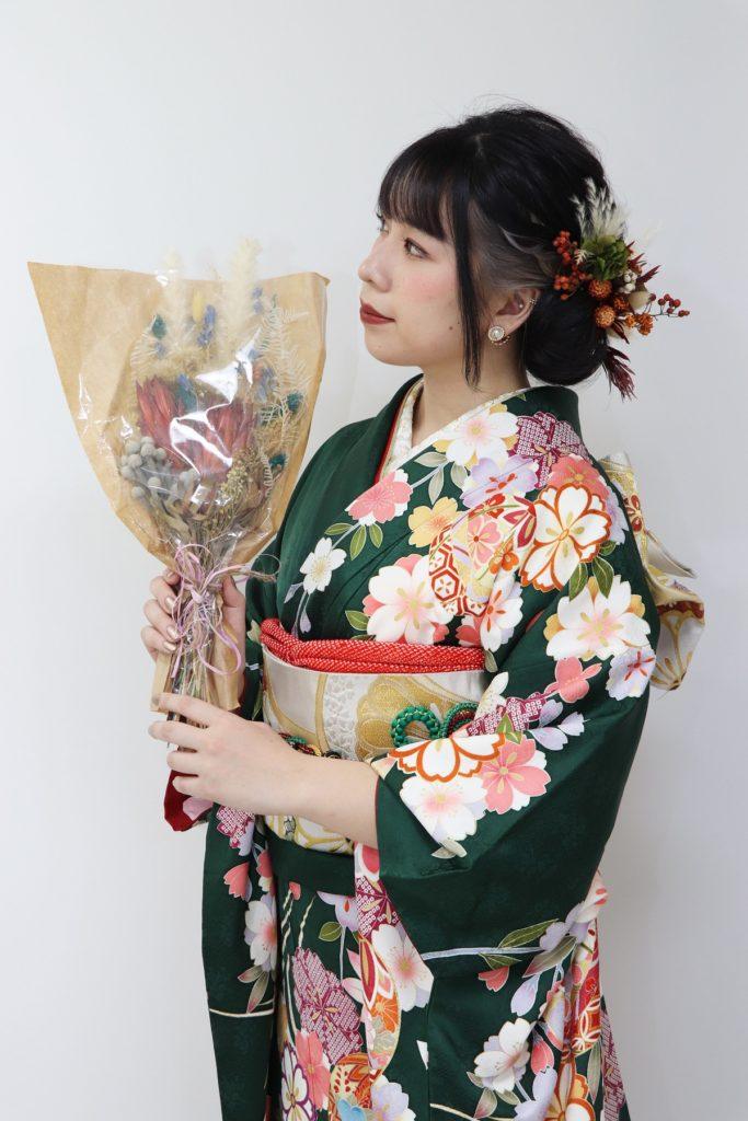 日産呉服・和田甚、振袖コレクション:FO-123/レンタル価格:¥198,000